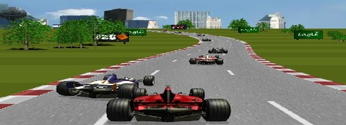 Game-balap-formula-1-sirkuit